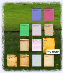 Liva Notes Screenshot